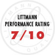 Performance Rating 7 out of 10